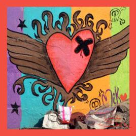 Graffitti Heart