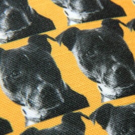 Crown, crown design, Elizabeth Design, Bearskin Design, Soldier Design, Crown Design, Crown, Elizabeth Design, Dogtooth Design, Staffie, Staffie Design, Claire Swindale Interior Design, wallpapers, fabrics, textiles, made in england, designed in england, drag queens, dog tooth, repeat patterns, british, mustard, linen, swin, claire swindale, bespoke