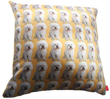 Bespoke Pet Cushion DOG