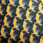 Crown, crown design, Elizabeth Design, Bearskin Design, Soldier Design, Crown Design, Crown, Elizabeth Design, Dogtooth Design, Staffie, Staffie Design, Claire Swindale Interior Design, wallpapers, fabrics, textiles, made in england, designed in england, drag queens, dog tooth, repeat patterns, british, mustard, swin, claire swindale, bespoke