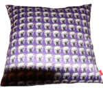 By Swin, Dog cushion, Bespoke, Duchess Satin, Luxury gift, mans best friend