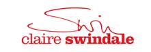 swin signature Claire Swindale logo